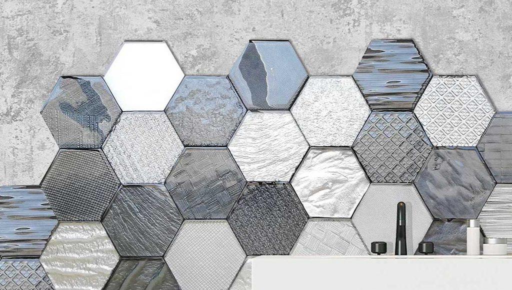 le-forme-esagone-glass-tile-skytech-decor-union-2000